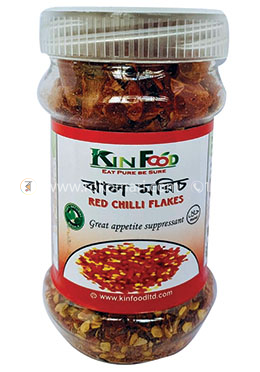 Kin Food Chilli flakes (50 gm)