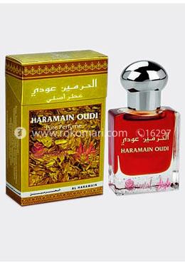 Al Haramain OUDI Pure Perfume - 15ml