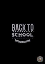 Khata Back To School Black (200 page)(RV-15)