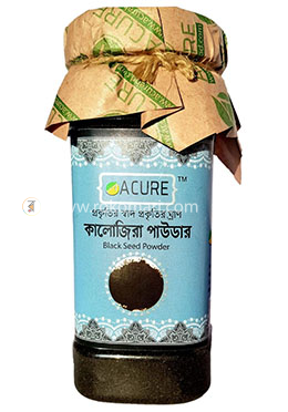 Acure Black Seed Powder (কালোজিরা গুড়া) - 100gm