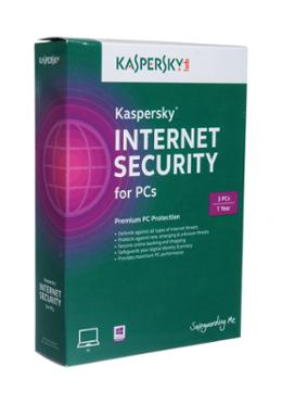 Kaspersky Internet Security 2014 - 1 User with 4GB Pen Drive