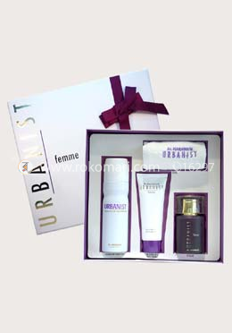Al Haramain Urbanist Femme Products Gift Pack For Women
