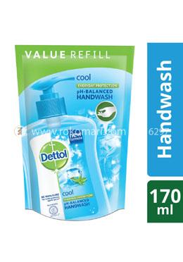 Dettol Handwash Cool Refill 170ml