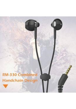 Remax RM-330 Wired In-ear Music Earphone