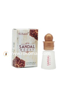 Al-Nuaim Sandal Woody Attar-2.25ml