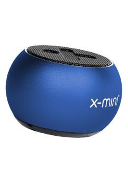 X-Mini Click 2  Bluetooth Speaker (Blue)