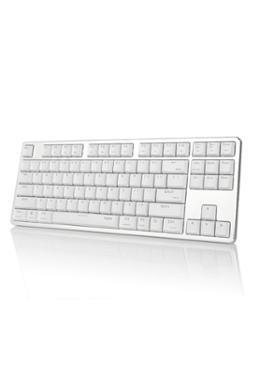 Rapoo Backlit Mechanical Keyboard White (MT500)