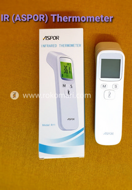 IR (Infrared) (Non-Contact) Thermometer (ASPOR)