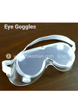 Flexible Eye Goggles