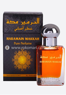 Al Haramain MAKKAH Pure Perfume - 15 ml