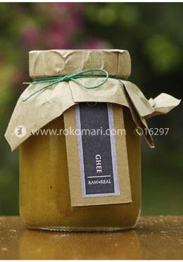 Ghee - Original - Raw Real - 200 gm