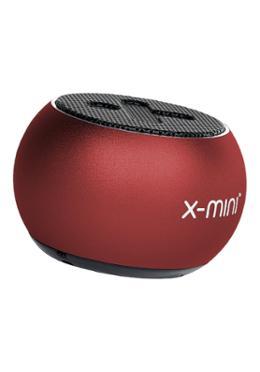 X-Mini Click 2  Bluetooth Speaker (Red)