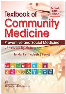 Textbook Of Community Medicine Preventive And Social Medicine With Recent Update 5Ed (Pb 2018)
