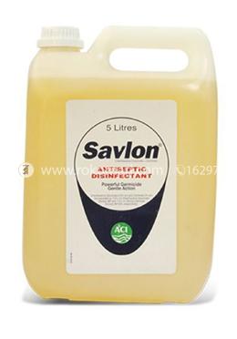 ACI Savlon Antiseptic Liquid Bottle 5 Litre