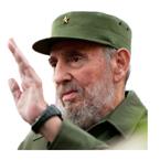 Fidel Castro books