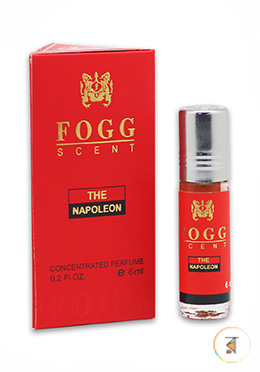 Fogg Scent Concentrated Perfume -6ml (Unisex)