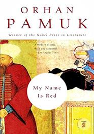 My Name Is Red (Nobel Prize Winner's)