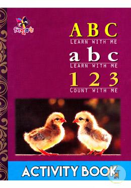 A B C 1 2 3 (Activity Book)
