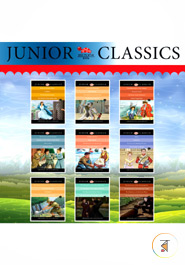 Junior Classics Box Set (Junior Classics 1-20 Books Collection For Teens)(Contained 80 Stories)