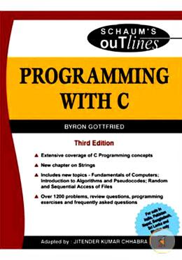 schaum series c programming