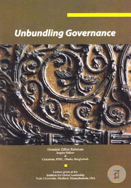 Unbundling Governance