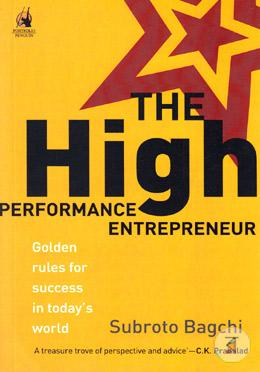 The High-performance Entrepreneur