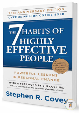 The 7 Habits Of Highly Effective People(Over 25 Million Copies Sold)