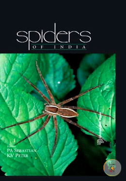 Spiders Of India (Updated Checklist Of The 1,520 Spiders)
