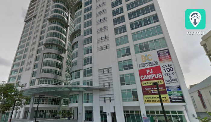 Top 5 Places to Rent Near BAC (Brickfield Asia College) Petaling Jaya Campus