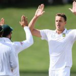 Morne Morkel is surprised by the Indian-like Centurion pitch