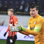 Liverpool and Manchester City interested in Andriy Lunin