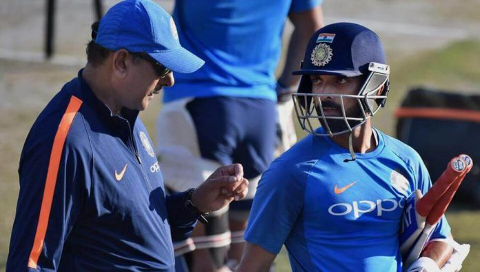 Rahane could make a comeback for the Wanderers Test