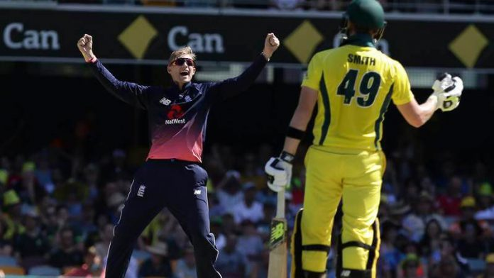 England are up 3-0 against Australia in ODI series