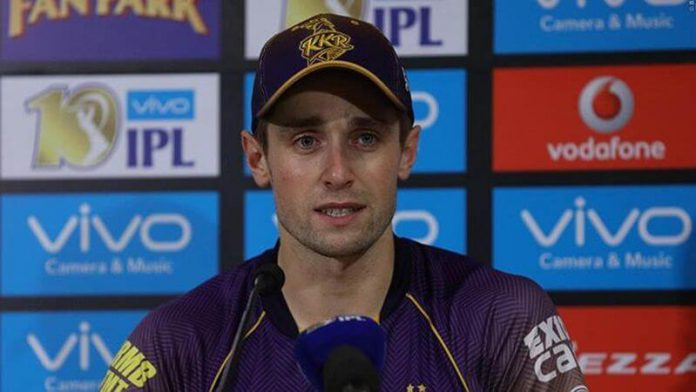 Woakes at IPL, RCB 2018