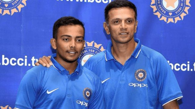 India U19: Prithvi Shaw doesn't want comparisons with Sachin Tendulkar