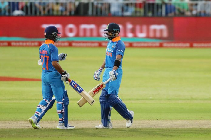 South Africa India 2nd ODI