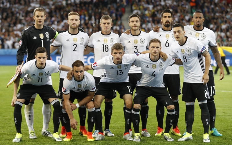 5 teams favourite to win the 2018 FIFA World Cup in Russia