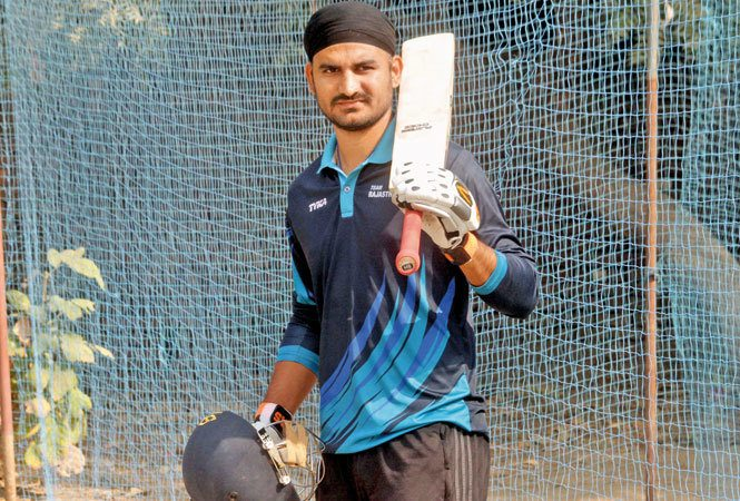 Tajinder Singh wanted to play undr Sachin Tendulkar, got selected by Mumbai Indians in IPL 2018
