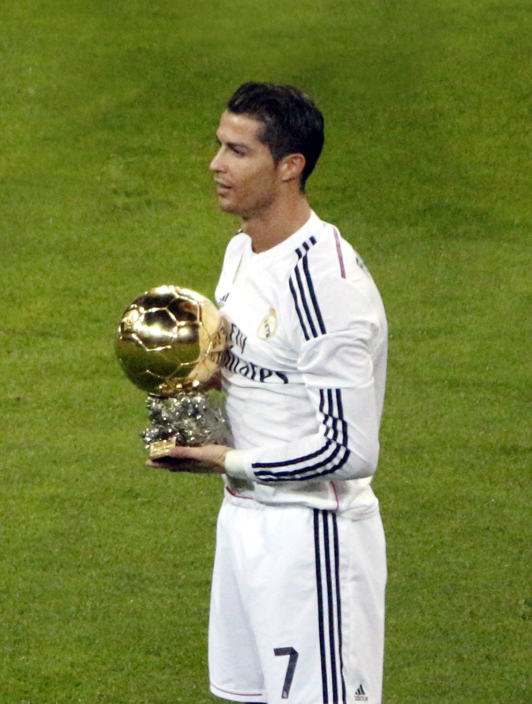 5 players who won the Ballon d'Or most number of times ft. Ronaldo and Messi france football