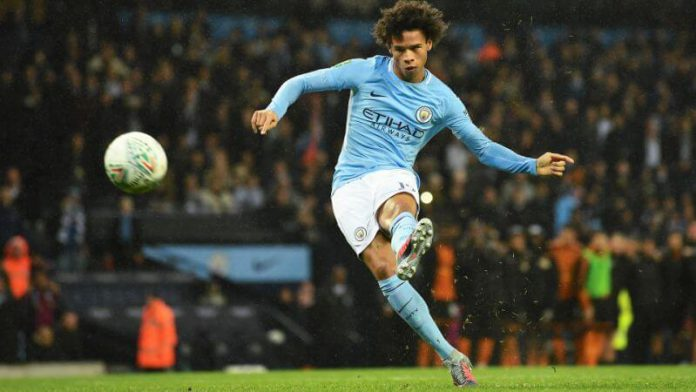Manchester City's Leroy Sane to make surprise return against FC Basel