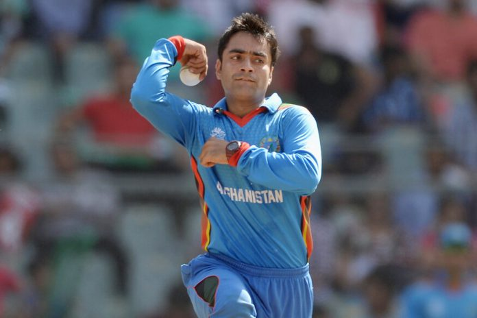 Rashid Khan joins Bumrah, becomes youngest bowler to top ICC rankings