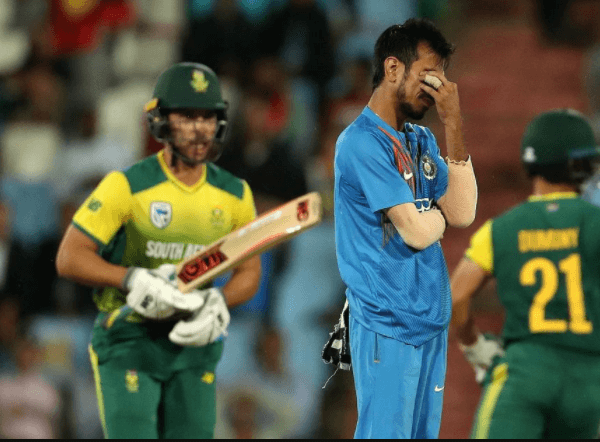 SA v IND, T20I: Fancied my chances against Chahal, says Klaasen