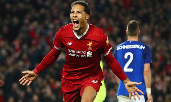 Dejan Lovren surprised at instant partnership with Virgil van Dijk at Liverpool