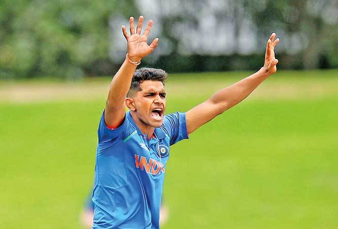 India U19, KKR star Shivam Mavi: Ultimate aim to play for India