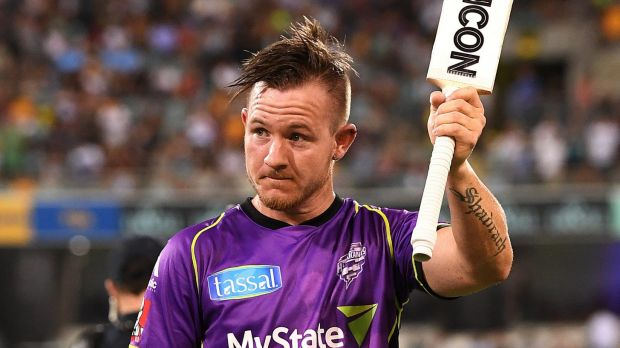 BBL 07: Ricky Ponting names D'Arcy Short best player of Big Bash League