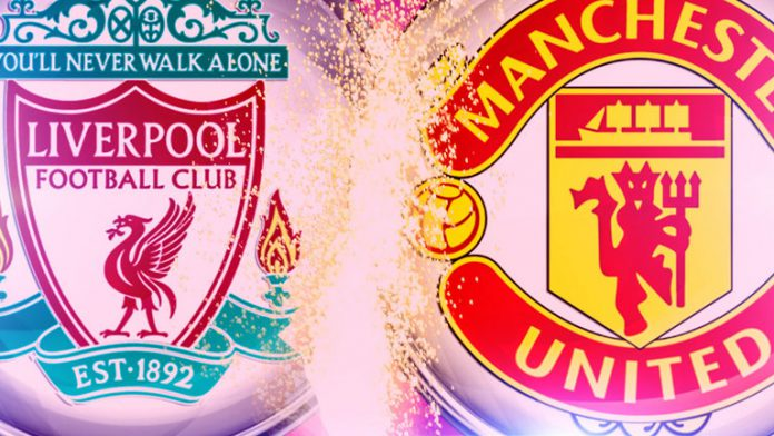 Manchester United v Liverpool: Combined XI line-ups