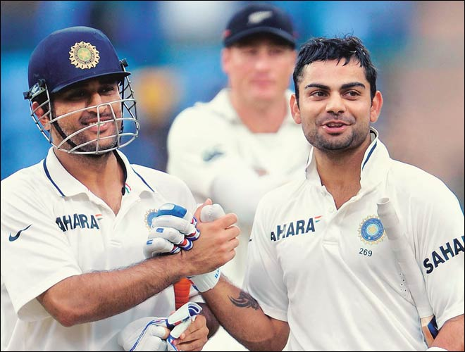 Suggestion for A+ player contracts came from Virat Kohli and MS Dhoni