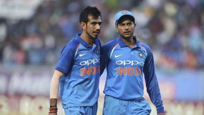 Bowling with Yuzvendra Chahal makes it easy to outsmart batsmen: Kuldeep Yadav