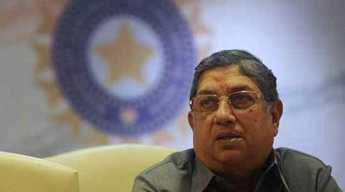 N. Srinivasan avoids IPL scam questions, says 'too aged to recollect details'