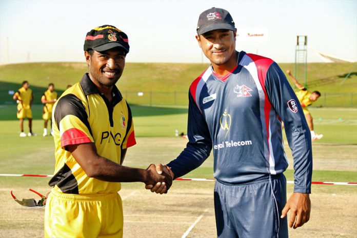 ICC Qualifier 2018 Playoff match between Nepal and Papua New Guinea, let us take a look at the details; Papua New Guinea vs Nepal live cricket score, PNG vs NEP Live Streaming, TV Channel and live telecast information, Match Prediction and Papua New Guinea vs Nepal Predicted XI line-ups.